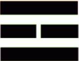 Symbol der 3. Poomsae